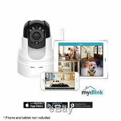 D-link Dnr-312l Caméra Poe De Sécurité Cctv Avec Enregistreur Nvr 1080 Canaux 9 Canaux Mydlink