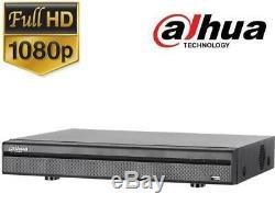 Dahua 8 Canaux 1080p Compact Dvr Hdcvi Ahd Cvs Ip Tvi 6mp Enregistreur Cctv Hybride