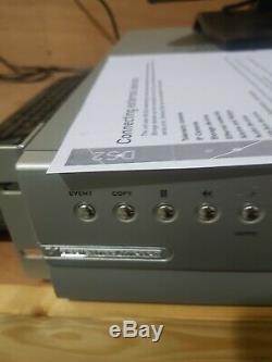 Dedicated Micros Uk Digital Sprite 2 Enregistreur 16 Canaux Dvr 2 Tb Hdr Cctv