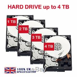 Disque Dur 1 To 2 To 3 To 4 To Pour Enregistreur Cctv Taille Enregistreur 1 To 2 To 3 To 4 To Uk