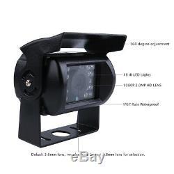 Diy 1080p 4ch Gps 4g 2 To Hdd Disque Dur Voiture Dvr Mdvr Vidéo Cctv Ir Caméra