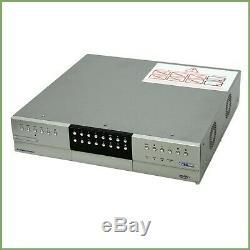 Dvr 32 Canaux De Dedicated Micros Sd Advanced Enregistreur Sdacp32max & Garantie
