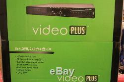 Dvr Cctv H. 264 D1 Hdmi Gvi Security Ar-6080 Enregistreur Vidéo Numérique Hd DVD Nr