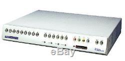 Enregistreur Cctv Dvr 16 Canaux Ds2a Dx16c-500gb Dedicated Micros Digital
