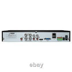 Enregistreur Cctv Dvr Maxxone Ahd 4 8 16 Channel Tvi Ip Cvbs Security Uhd 960h 1080p