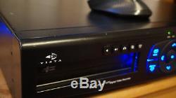 Enregistreur Cctv Vista Quantum Plus Dvr 2 To 16 Canaux Hd