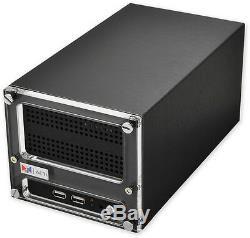 Enregistreur De Vidéosurveillance Dvr Actir Enr-130 16 Canaux, 2 Baies Autonomes 4mp, Convient À Une Caméra Ip
