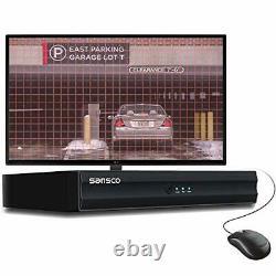 Enregistreur Dvr Hd 16 Channel 1080p Avec Disque Dur 2 To Pour La Sécurité Cctv