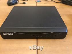 Enregistreur Hdmi Dvr Avec Système Sans Fil 1080p Hd Smart Cctv Avec Caméra Ir 4xhd + 1 To De Disque Dur