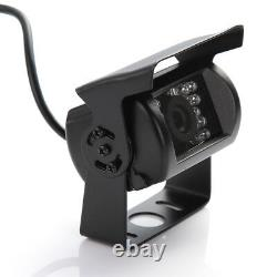 Enregistreur Vidéo 4ch Car Mobile Dvr +4 Support Caméra Hd Câble 2.5 Disque Dur Hdd