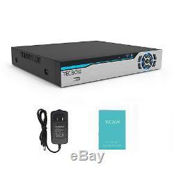Enregistreur Vidéo Cctv Hdmi 960h De La Manche Dvr De Tecbox 16 Pour Le Système De Caméra De Sécurité