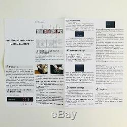Enregistreur Vidéo Hybride Cctv 4 8 16 Canaux Ahd 1080n Hd 1080p Vga Hdmi Bnc Uk