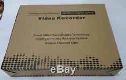 Enregistreur Vidéo Numérique Casperi 8 Cctv 5in1 Dvr Digital Avec Le Disque Dur En Option