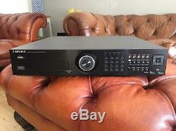 Enregistreur Vidéo Numérique Samsung Srd-1670dc Dvr 16 Canaux H. 264 Sécurité D'enregistrement Cctv