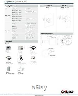 Ez-ip 5mp Dvr 4 Canaux 8 Canaux 16ch Cctv Recorder Hdmi Caméra Bullet Propulsé Par Dahua
