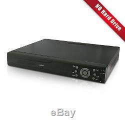 H. 264 4-1 Ahd Nvr Tvi Cvbs 16ch Sécurité Enregistreur Vidéo Numérique Hybride Hdmi