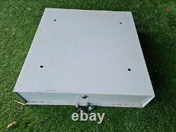 Haydon Lockable Cctv Recorder Dvr Nvr Metal Enclosure Security Box Haute Qualité