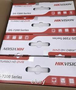 Hikvision 8 16 32 Canal Dvr Hdmi Turbo Hd 4mp Tvi Caméra Enregistreur Vidéo