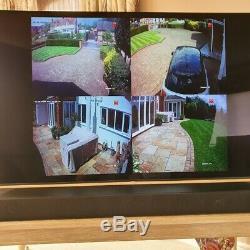 Hikvision Ds-2740 Enregistreur Dvr Cctv Avec 4 Caméras