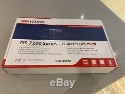 Hikvision Ds-7208hqhi-k1 Turbo Hd Cctv Dvr 8ch 4mp 1080p Enregistreur Vidéo Numérique