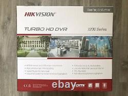 Hikvision Ds-7208huhi-k2 Enregistreur Vidéo Numérique 8mp