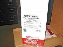 Hikvision Ds-7216hghi-sh-turbo Hd 2tb 16 Canaux Cctv Enregistreur Vidéo Numérique Nouveau