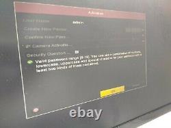 Hikvision Ds-7216hqhi-k1/k2 16 Canaux 4k Turbo Hd Dvr Enregistreur Vidéo Numérique