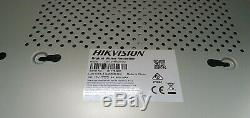 Hikvision Ds-7216huhi-k2 5mp 16 Canaux Tvi, Dvr Et Nvr Tribrid Cctv Recorder