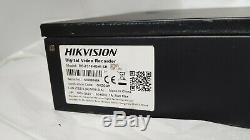 Hikvision Ds-7316hghi-sh 16 Canaux Turbo Hd Hybride Cctv Nvr Dvr Enregistreur