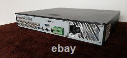Hikvision Ds-7316hqhi-f4/n 16 Channel 4k Turbo Hd Cctv Dvr Enregistreur 4 To