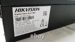 Hikvision Ds-7316huhi-k4 16 Channel 4k Turbo Hd Tribrid Hybrid Cctv Dvr Enregistreur