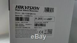 Hikvision Ds-7332hqhi-k4 32 Canaux 4k Turbo Hd Hybride Cctv Magnétoscope Numérique