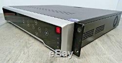 Hikvision Ds-7732ni-k4-16p 32 Canaux Nvr Enregistreur Cctv 4k 8mp Anpr Poe Garantie