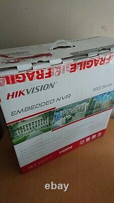 Hikvision Ds-9632ni-i8 Enregistreur Vidéo Réseau 32ch 12mp 4k Hd Cctv