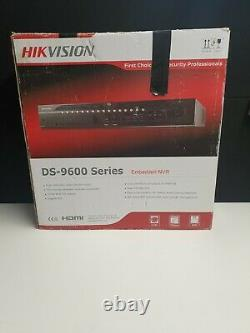 Hikvision Ds-9632ni-i8 Network Video Recorder 32ch 12mp 4k Hd Cctv