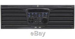 Hikvision Ds-9664ni-i16 64 Canaux 4k Nvr Surveillance Cctv Réseau Vidéo Recorder12mp