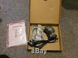 Hikvision Ds-enregistreur 7608ni-k2 / 8p Cctv Nvr 4k Hd 8 Ch Description Read