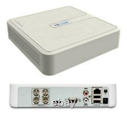 Hikvision Hilook 4 Channel 2mp Dvr Cctv Enregistreurs Avec Disque Dur 500 Go/1 To/2 To/4 To