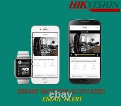 Hikvision Hiwatch Dvr-108g-f1 8ch Ou Hilook Dvr-104g-f1 Hd Video Recorder Hdd Royaume-uni