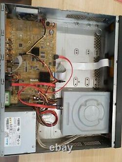 Hikvision Turbo Hd Dvr 8 Canal Ds-7308huhi-f4/n Cctv Enregistreur Vidéo Numérique