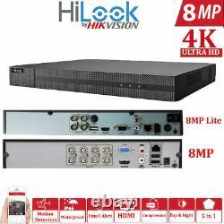 Hilook Hikvision 4ch Hd Dvr 5mp 8mp Lite Cctv Digital Video Recorder Dvr-204u-k1