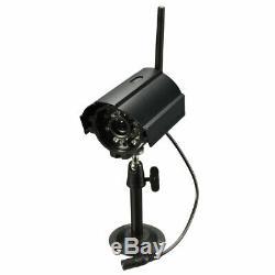 LCD Numérique Sans Fil Caméra De Surveillance 7 Pouces Moniteur Dvr Enregistrement Système De Sécurité