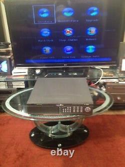 Ljd Colossus Pro 4 Canaux Dvr Extensible Enregistreur Cctv Enregistrement Numérique