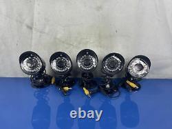 Lorex Système De Sécurité Lh118000 Dvr 8 Enregistreur Système Caméra 5 Caméras Et Télécommande