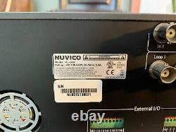 Nuvico Al-800 Digital Video Recorder 8 Channel +power Cable Works Great Rare