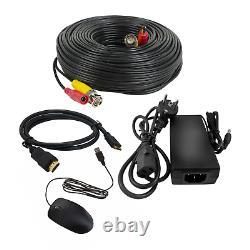 Prolux Cctv System1080p Dvr Enregistreur 2mp Prolux Caméra De Sécurité Extérieure Cctv Kit