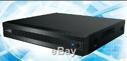 Qvis Onyx Cctv Enregistreur Numérique 4 Canaux Viper 1080n 4 Canaux Avec Enregistreur Hd 2 To Hdd 1080n