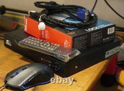 Qvis Oyn-x 4 En 1 Hd Digital Cctv Hd Recorder 8 Channel Dvr