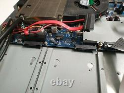 Razbery Mp Mpr024-17-2t Intel Core I7-3770 Cpu Hi-end Cctv Recorder B5r4 No Hdd