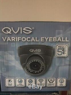 Réglages De L'appareil Photo Du Système De Vidéosurveillance 4 Du Système D'enregistreur Vidéo Qvis Digital, Avec L'appareil Photo Utilisé 4